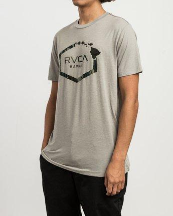 2 Island Hex T-Shirt Multicolor M420SRIS RVCA
