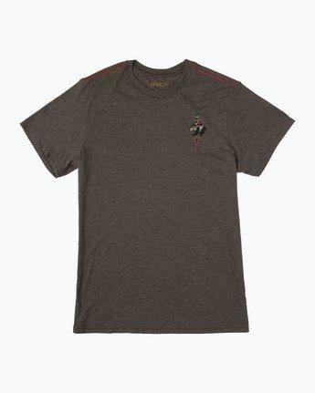 0 Bert Krak Dagger T-Shirt  M420SRKR RVCA