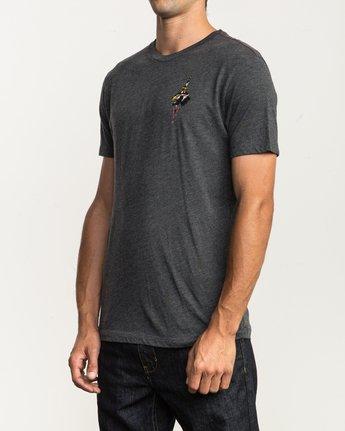 3 Bert Krak Dagger T-Shirt  M420SRKR RVCA