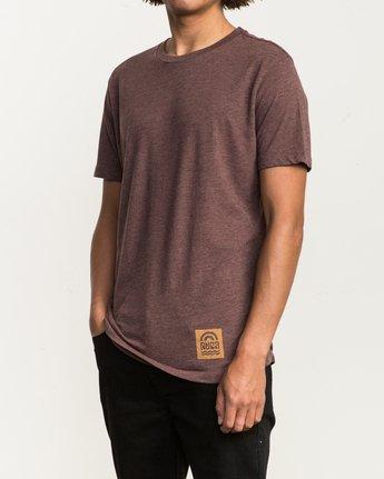 3 Rivey Era T-Shirt Red M420SRRI RVCA