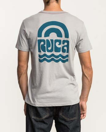 4 Rivey Era T-Shirt Multicolor M420SRRI RVCA