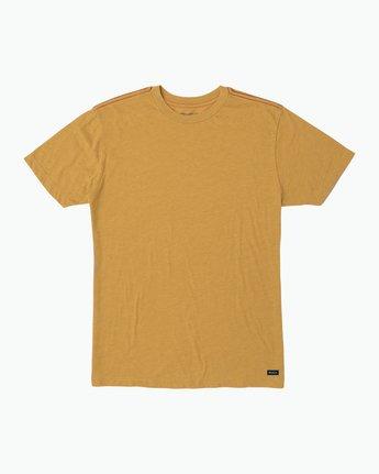 0 Solo Label T-Shirt  M420SRSO RVCA