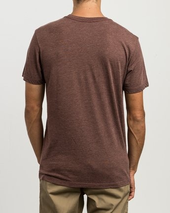 3 Squawker Islands Balance Box T-Shirt  M420SRSS RVCA