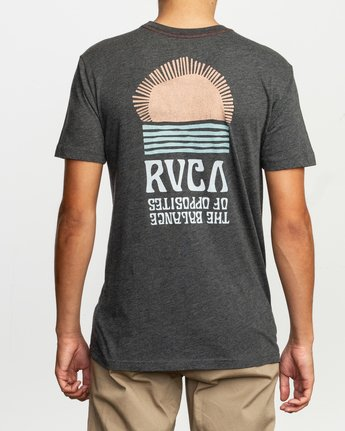 4 Daybreak T-Shirt Black M420TRDA RVCA