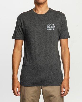 2 Daybreak T-Shirt Black M420TRDA RVCA