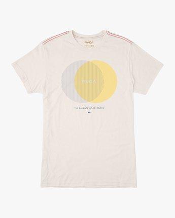 0 Eclipsed T-Shirt  M420TREC RVCA