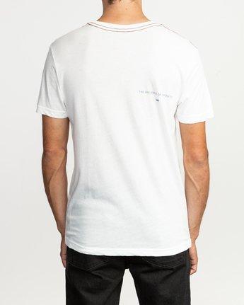 4 Eclipsed T-Shirt  M420TREC RVCA