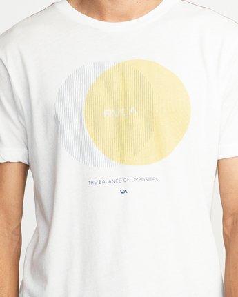 5 Eclipsed T-Shirt  M420TREC RVCA