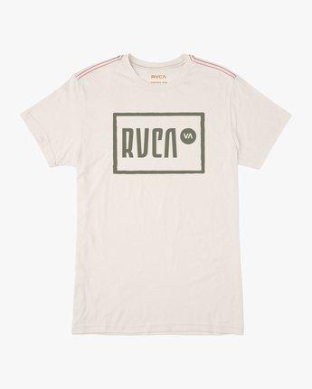 0 Lo-Fi T-Shirt White M420TRLO RVCA