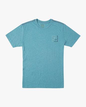1 Segment T-Shirt Blue M420TRSE RVCA