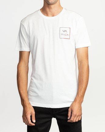 2 Segment T-Shirt  M420TRSE RVCA