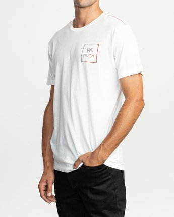 3 Segment T-Shirt  M420TRSE RVCA