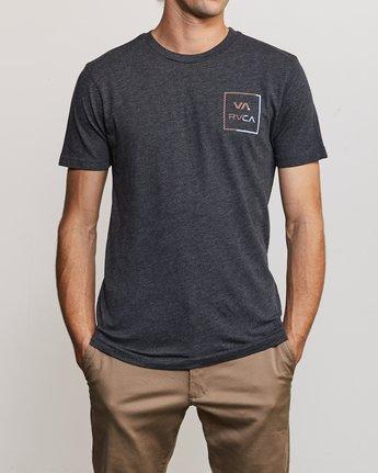 2 Segment T-Shirt Black M420TRSE RVCA