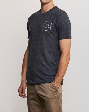 3 Segment T-Shirt Black M420TRSE RVCA