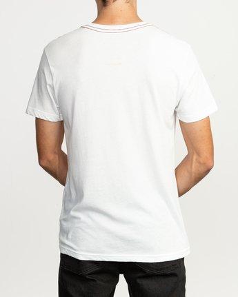 3 Sage Vaughn T-Shirt  M420TRVA RVCA