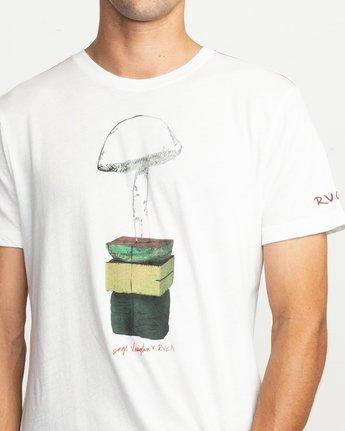 4 Sage Vaughn T-Shirt  M420TRVA RVCA