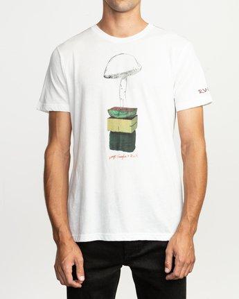 1 Sage Vaughn T-Shirt  M420TRVA RVCA