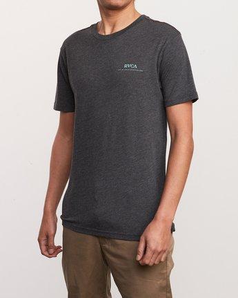 3 Mowgli Pitcher T-Shirt Black M420URPI RVCA