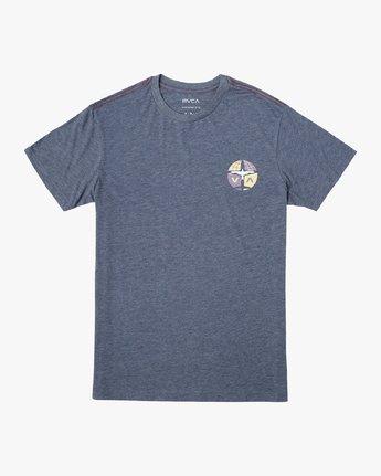 1 Aero T-Shirt Blue M420VRAE RVCA