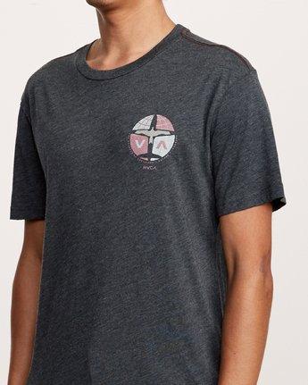 5 Aero T-Shirt Black M420VRAE RVCA