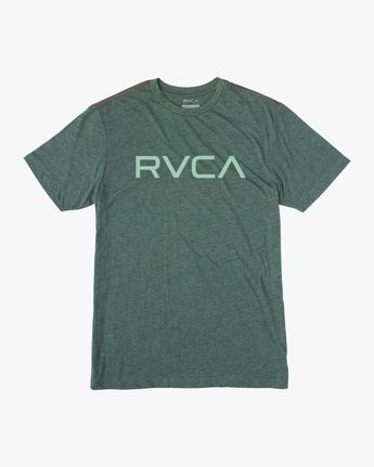 0 BIG RVCA SHORT SLEEVE TEE Multicolor M420VRBI RVCA