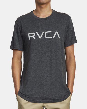 2 BIG RVCA TEE Black M420VRBI RVCA