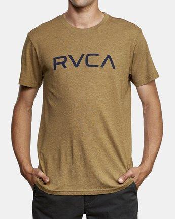 2 Big RVCA T-Shirt  M420VRBI RVCA