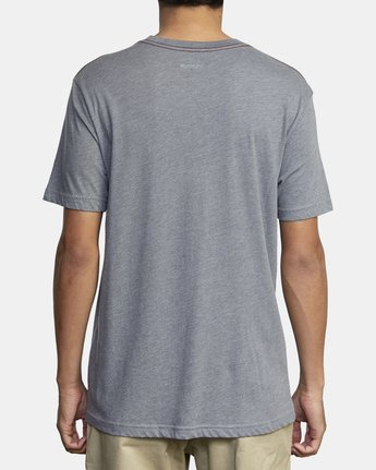 3 BIG RVCA SHORT SLEEVE TEE Multicolor M420VRBI RVCA
