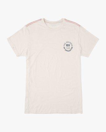 1 Siam T-Shirt White M420VRSI RVCA