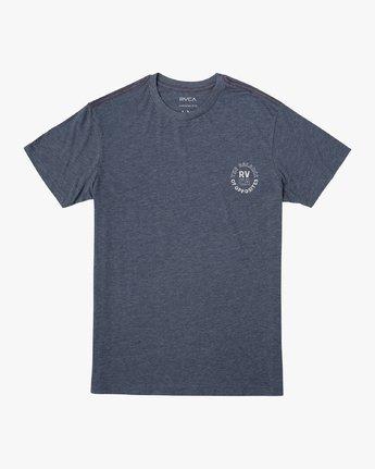 1 Siam T-Shirt Blue M420VRSI RVCA