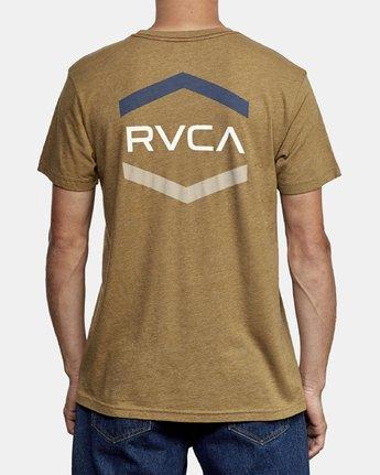 4 Airborne T-Shirt  M420WRAI RVCA