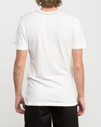 2 Arc Hawaii T-Shirt  M422PRAS RVCA