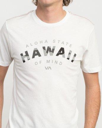 3 Arc Hawaii T-Shirt  M422PRAS RVCA