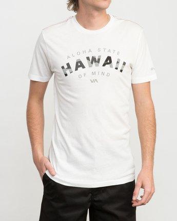 1 Arc Hawaii T-Shirt  M422PRAS RVCA