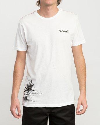 1 Beach Life T-Shirt  M422PRBS RVCA