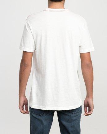 3 VA Fill Up T-Shirt  M422PRVA RVCA