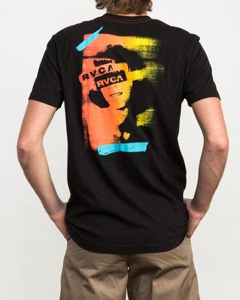 4 Dorothy T-Shirt Black M422QRDO RVCA