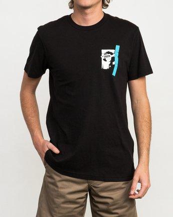2 Dorothy T-Shirt Black M422QRDO RVCA