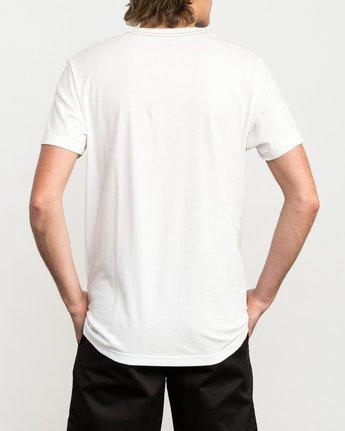 3 Squircle T-Shirt  M422QRDQ RVCA