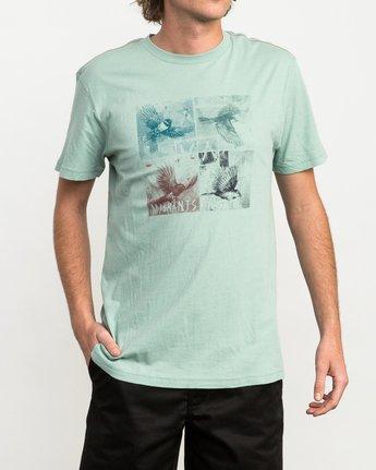 2 Migration T-Shirt  M422QRMI RVCA