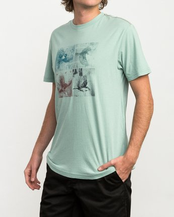3 Migration T-Shirt  M422QRMI RVCA