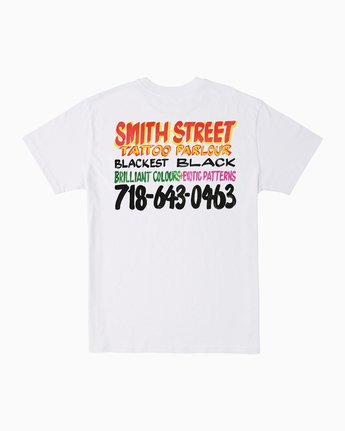0 Smith Street Nurse Sign 2 T-Shirt  M425QRSP RVCA
