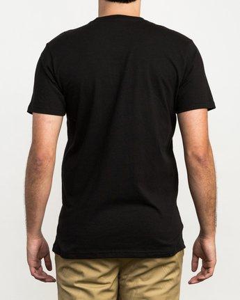 2 Big RVCA T-Shirt  M426QRBI RVCA