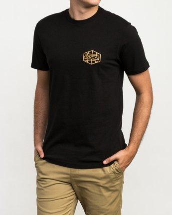 1 Global Hex T-Shirt  M426QRGL RVCA