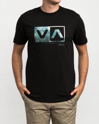 1 RVCA Reflection Box T-Shirt  M426QRRE RVCA