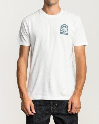 2 House Plant T-Shirt  M430SRHO RVCA