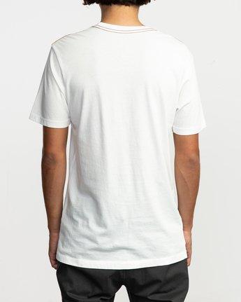 3 VA Islands T-Shirt  M430SRIS RVCA