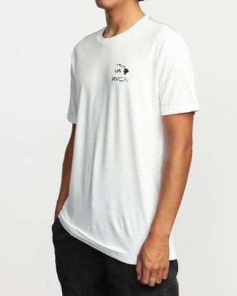 2 VA Islands T-Shirt  M430SRIS RVCA