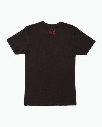1 Alex Matus T-Shirt Black M430SRMA RVCA