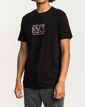 2 Venetian T-Shirt  M430SRVE RVCA